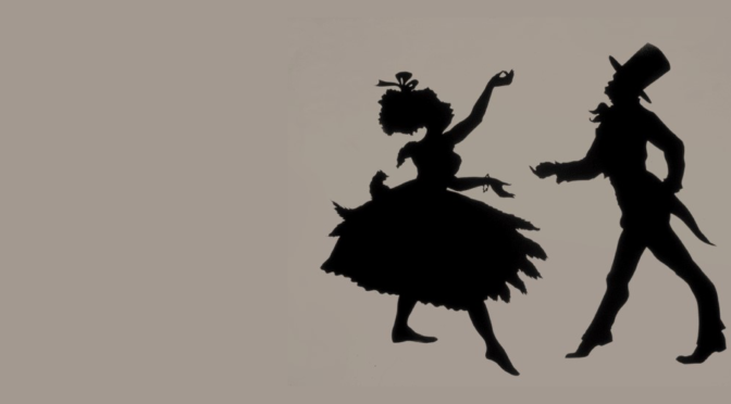 Silhouette by Kara Walker.