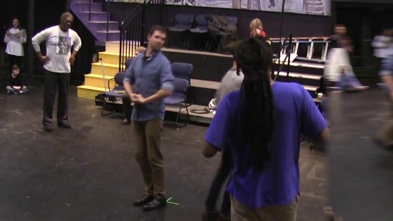 A Sneak Peek Inside Rehearsals