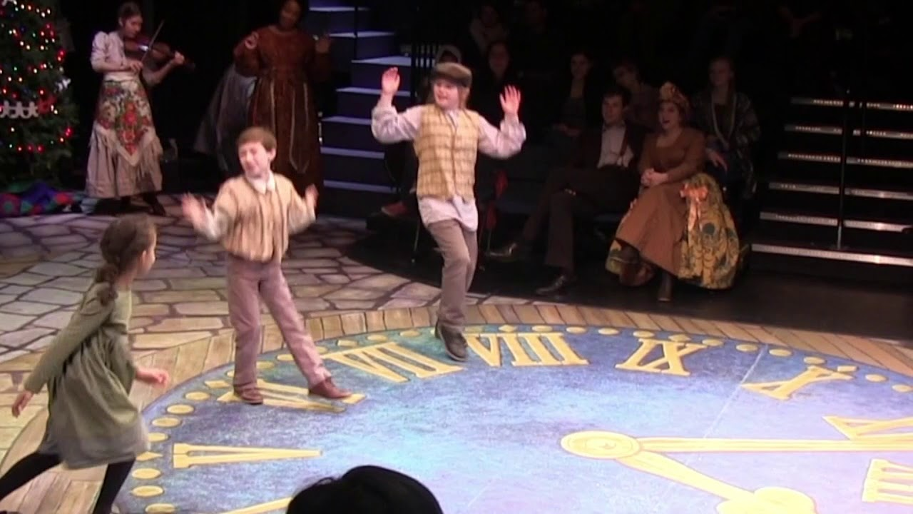 Scenes from A Christmas Carol